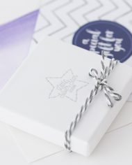 Little silver star packaging