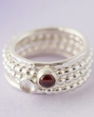 LSS_beaded birthstone stacking ring-0314