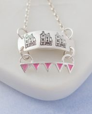 LSS-theres no place like home necklace-681